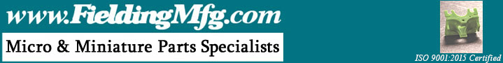 Fielding Manufacturing - Precision Parts Specialists